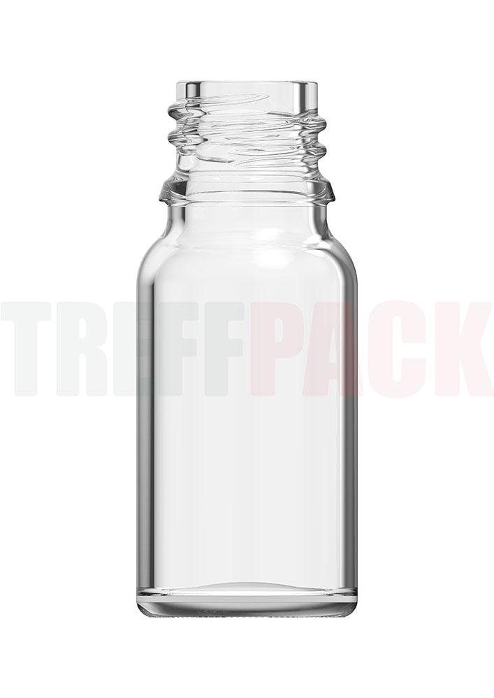 Tropfflasche klar 10 ml