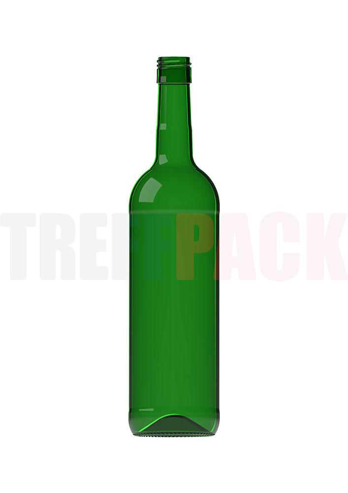 Weinflasche Bordeaux BVS 0,75 l