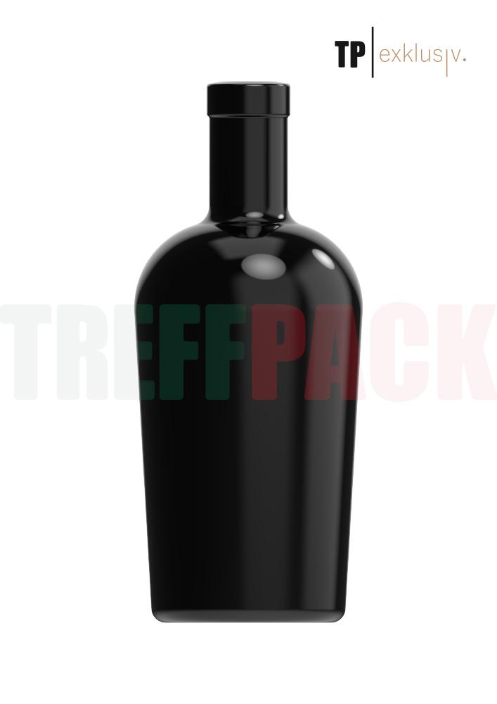 Flasche Teo schwarz 700 ml