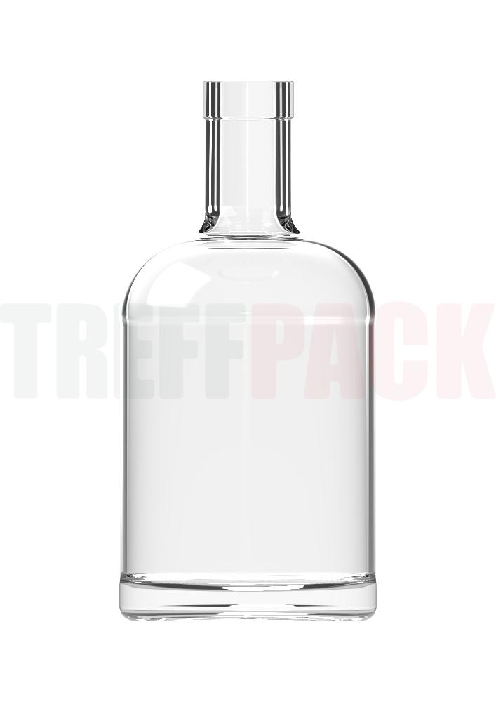 Flasche Brandy OBA 700 ml