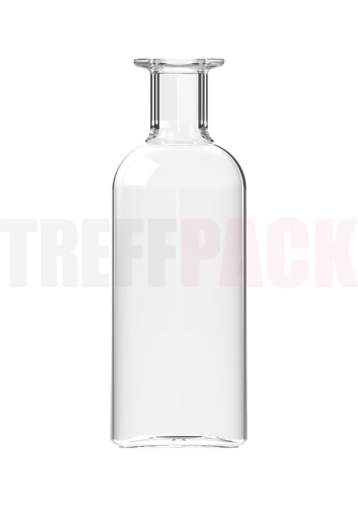 Flasche Oslo Apotheker Tellerrand 500 ml