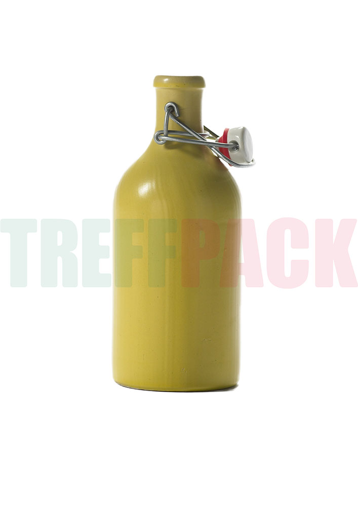 Steinzeug Krug Combi 500 ml