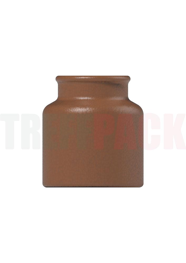 Steinzeug Topf Enghals 370 ml